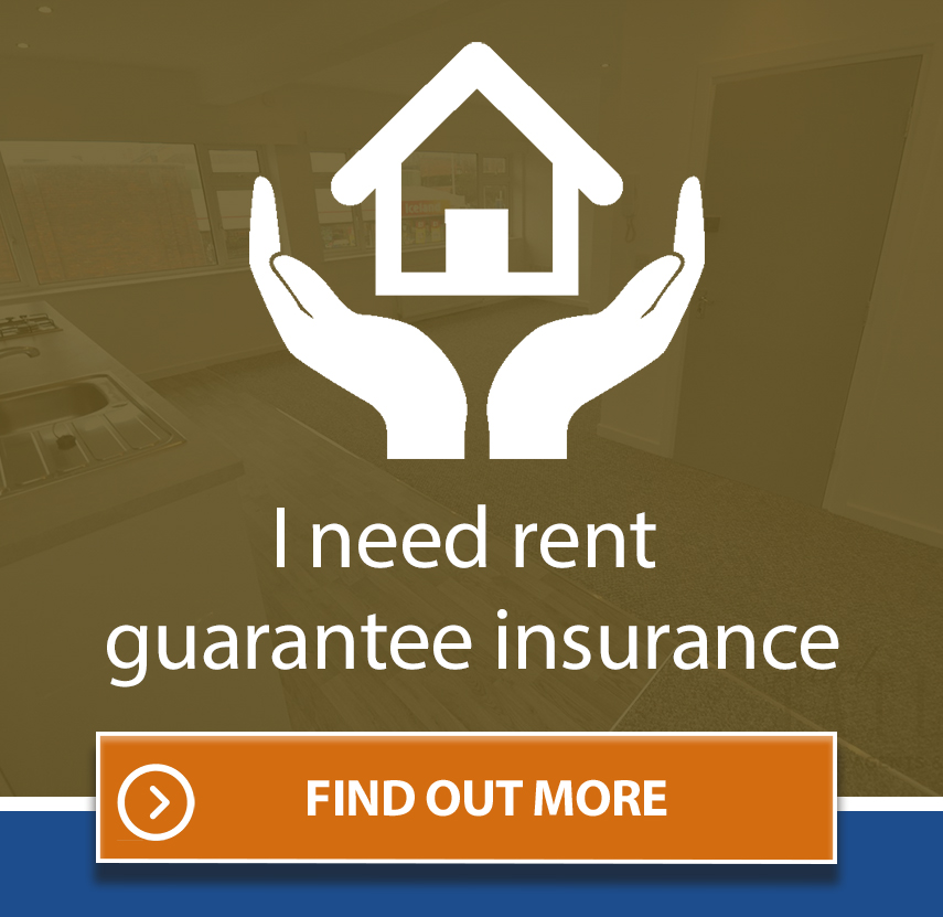 Rent guarantee insurance